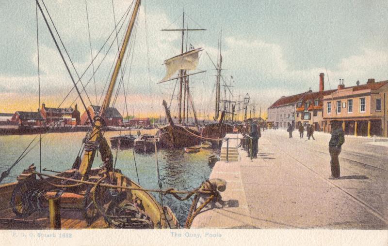 The Quay, Poole