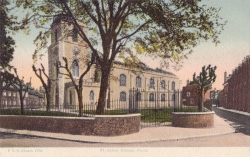1634  -  St James Church, Poole