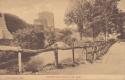 1754  -  Portchester Castle, The Moat