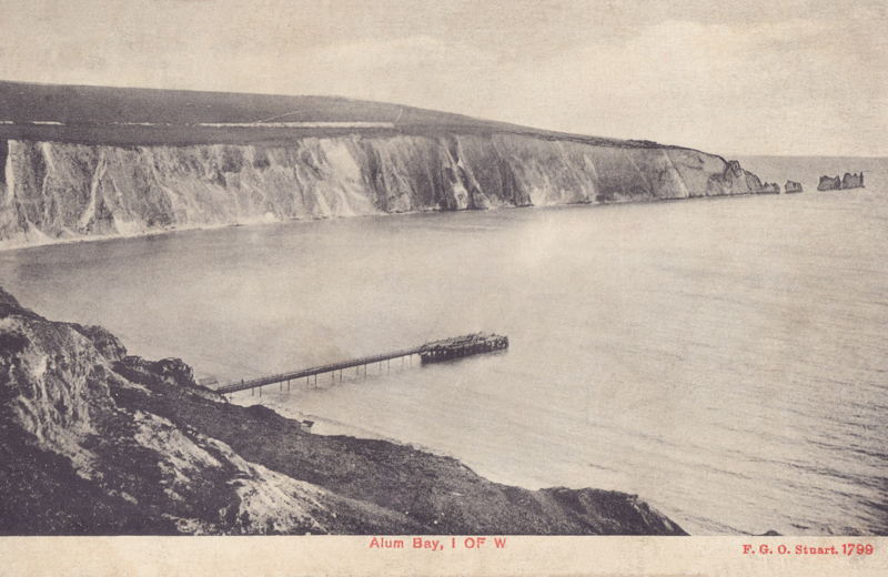 Alum Bay, I OF W