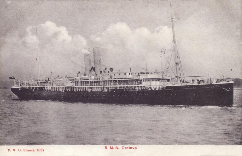 R.M.S. Orotava
