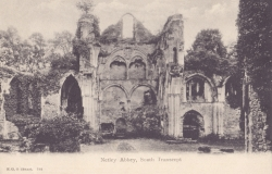 184  -  Netley Abbey, South Transcept
