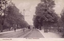 1933  -  The Avenue, Southampton