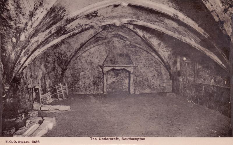 The Undercroft, Southampton