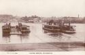 1953  -  Floating Bridges. Southampton