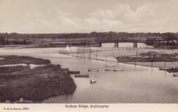 1964  -  Northam Bridge, Southampton