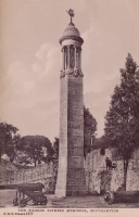 1977  -  The Pilgrim Fathers Memorial, Southampton