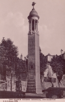 1978  -  The Pilgrim Fathers Memorial, Southampton
