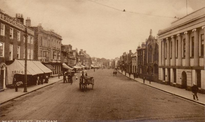 West Street Fareham