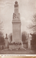 2022  -  The Southampton War Memorial