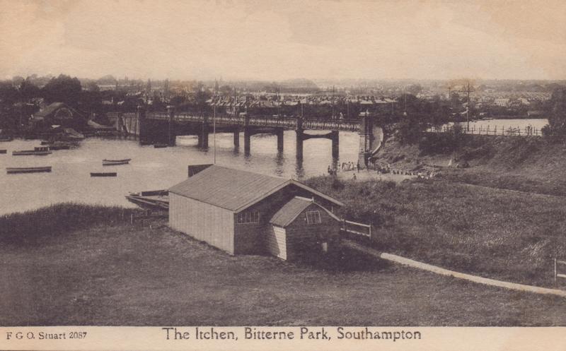 The Itchen, Bitterne Park, Southampton