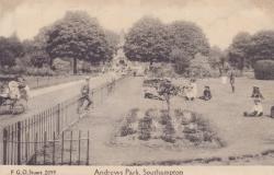 2099  -  Andrews Park, Southampton