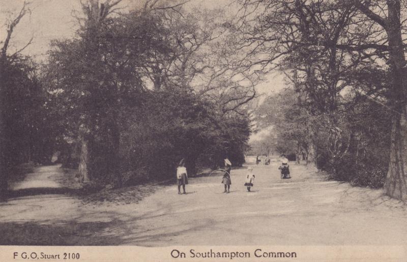 On Southampton Common