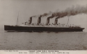 2113  -  Cunard Liner R.M.S. Mauretania.