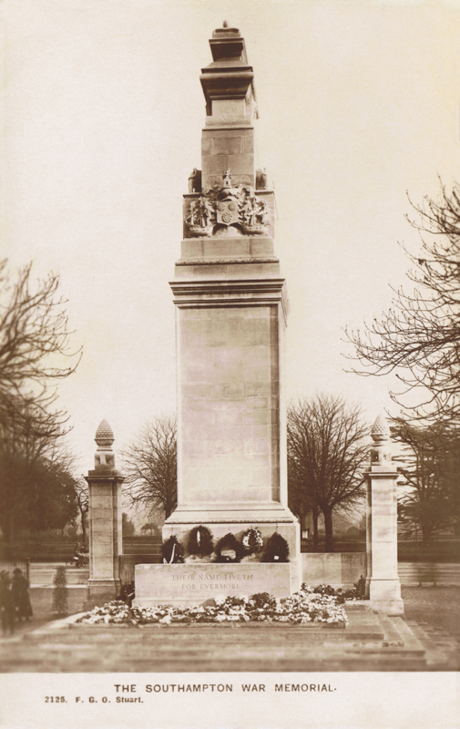 The Southampton War Memorial