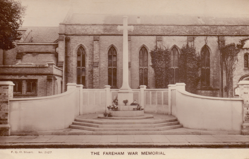 The Fareham War Memorial