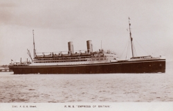 "2141  -  R.M.S. ""Empress of Britain"""