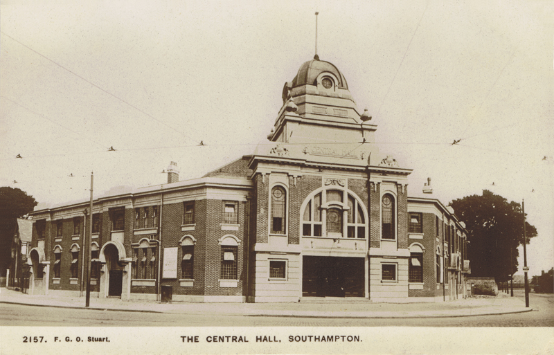 The Central Hall, Southampton