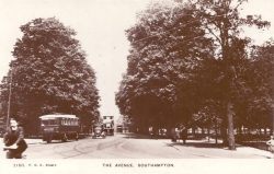 2160  -  The Avenue, Southampton