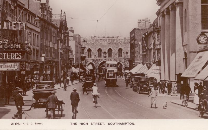 The High Street, Southampton