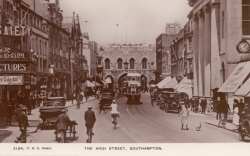 2164  -  The High Street, Southampton