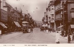 2165  -  The High Street, Southampton