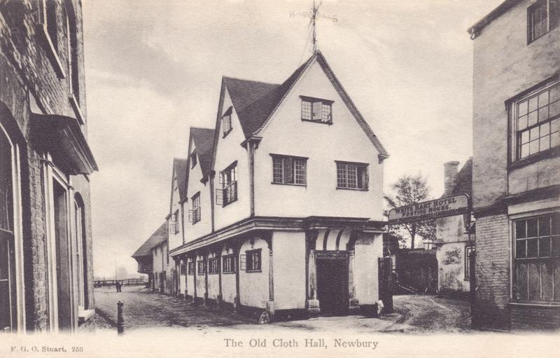 The Old Cloth Hall Newbury