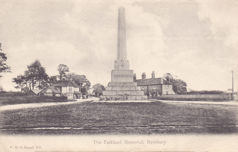 The Falkland Memorial, Newbury