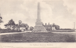 258  -  The Falkland Memorial, Newbury
