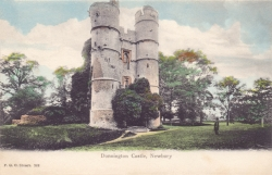 262  -  Donnington Castle, Newbury