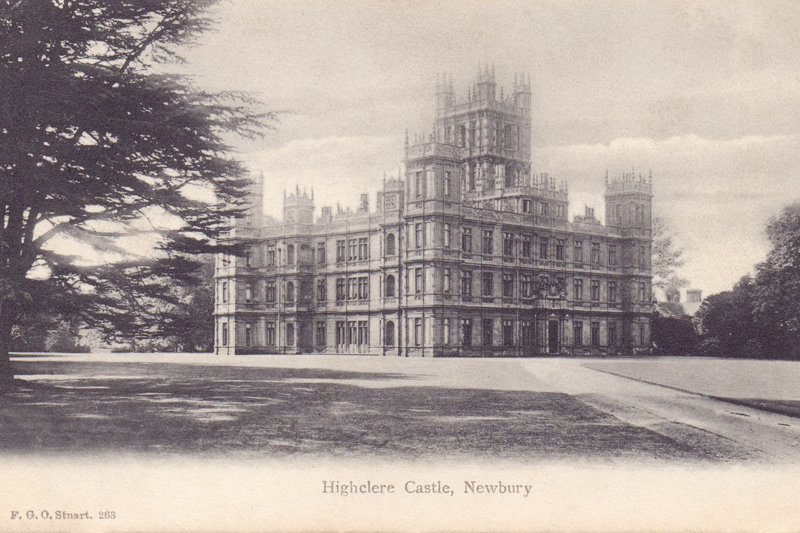 Highclere Castle, Newbury