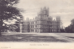 263  -  Highclere Castle, Newbury