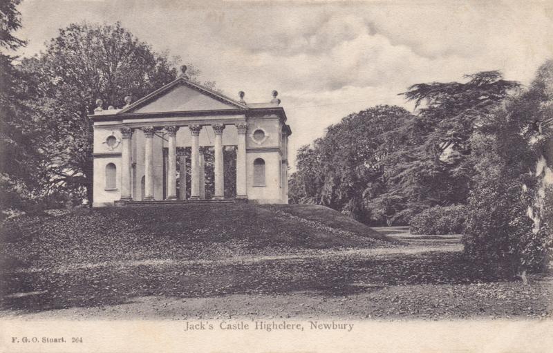 Jack's Castle Highclere, Newbury