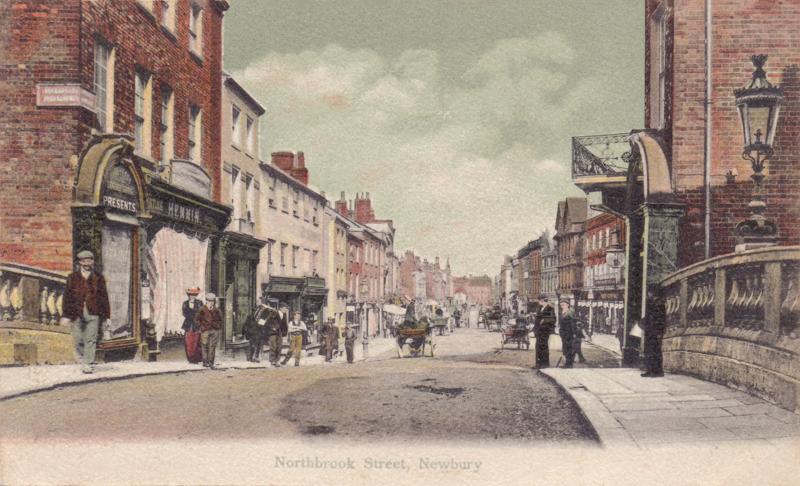 Northbrook Street, Newbury