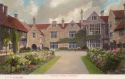 282  -  Training College, Salisbury