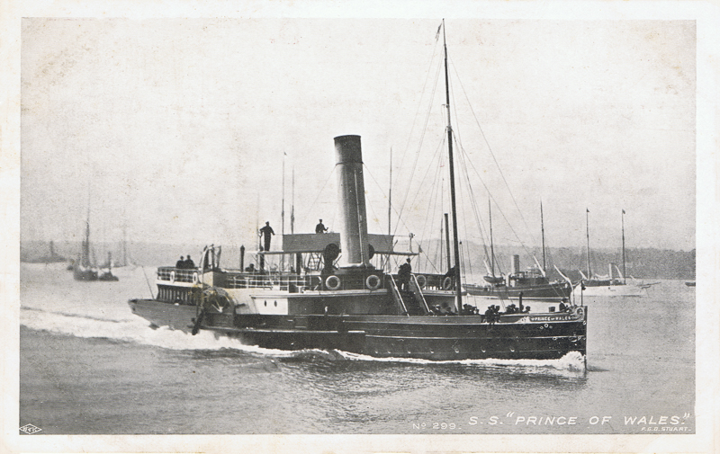 "S.S. ""Prince of Wales"""