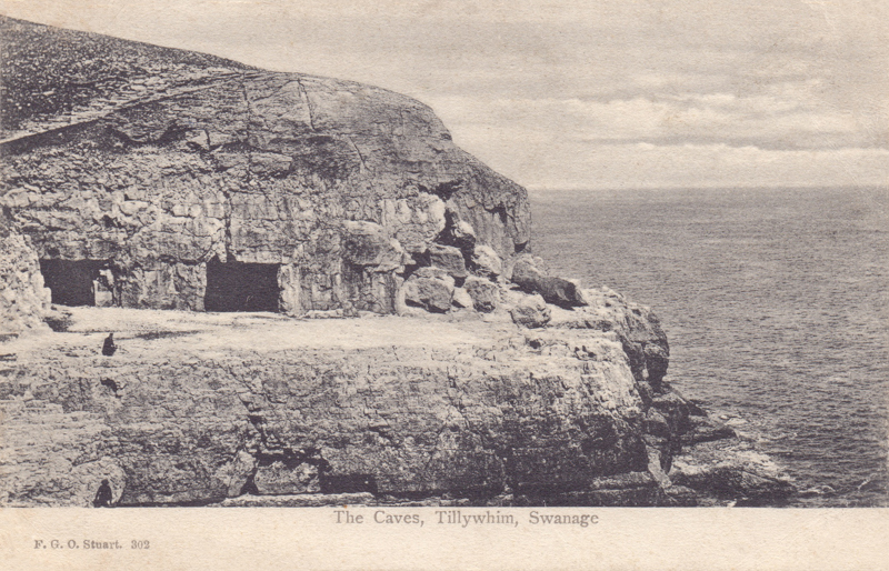 The Caves, Tillywhim, Swanage