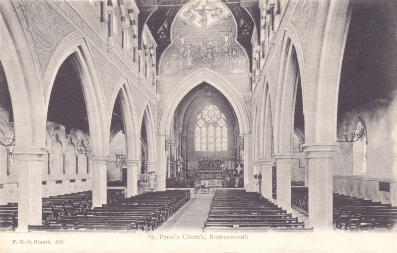 St Peters Church, Bournemouth