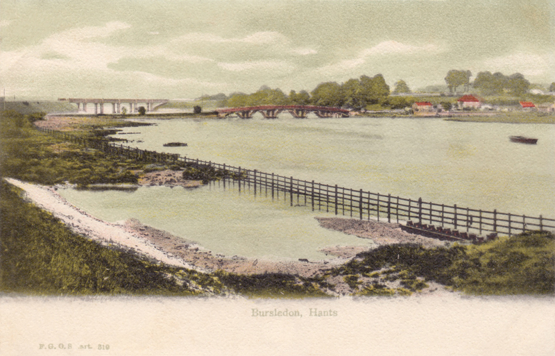 Bursledon, Hants