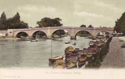 353  -  The Thames, Richmond Bridge