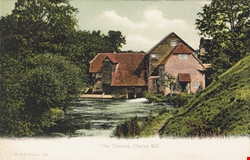 358  -  The Thames, Cleeve Mill