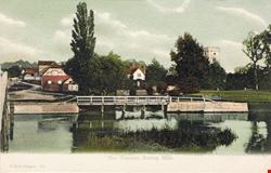 371  -  The Thames, Goring Mills