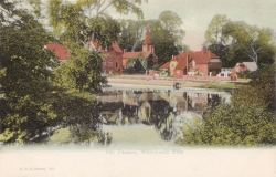 387  -  The Thames, Whitchurch Mills