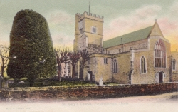 429  -  St Mary's Church, Fordingbridge, Hants