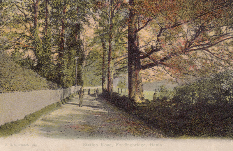 Station Road, Fordingbridge, Hants