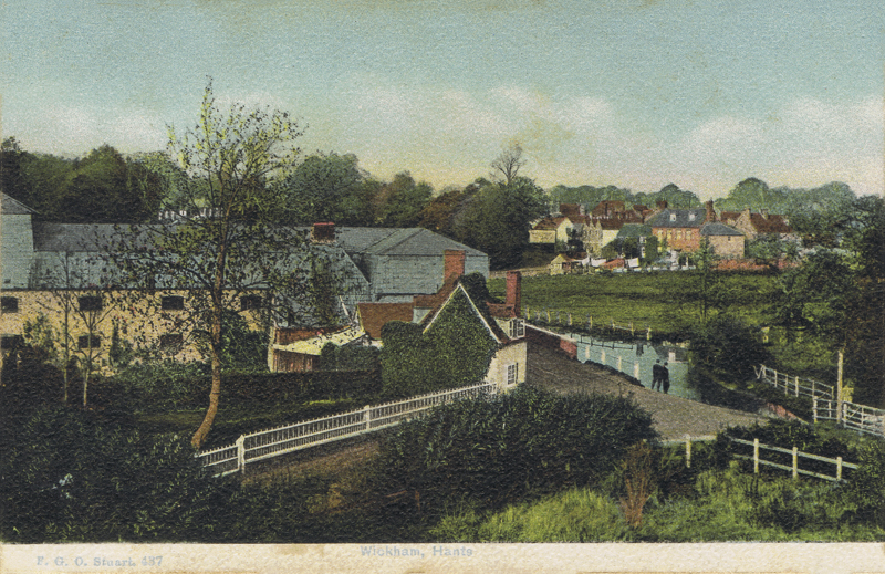 Wickham, Hants