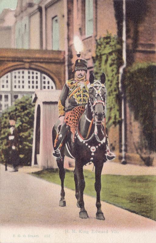 H. M. King Edward VII.
