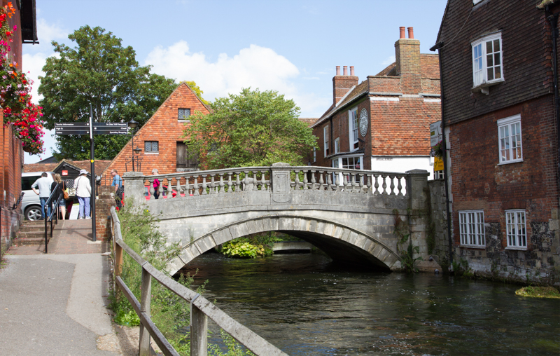 Soak Bridge, Winchester