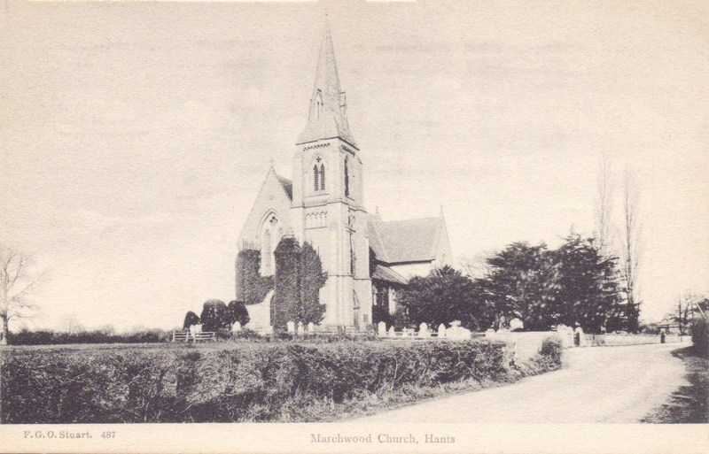 Marchwood Church, Hants