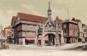 545  -  The City Cross. Salisbury